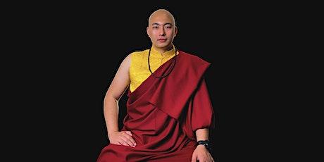 Shamatha, Vipassana and Niguma Yoga with Kalu Rinpoche tickets