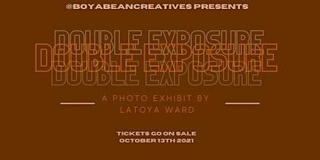 DOUBLE EXPOSURE tickets
