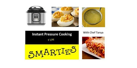 Instant Pot Cooking tickets