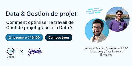 Comment optimiser le travail de Chef de projet grâce à la Data ? billets