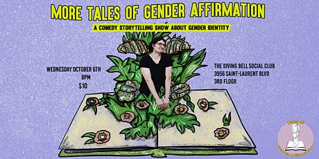 Tales of Gender Affirmation 3 tickets