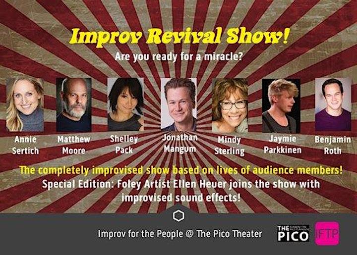 Improv Revival Show! image