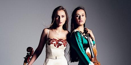 West Wicklow Festival 'Winter Weekend': Kristīne & Margarita Balanas tickets