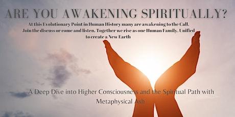 Are you Awakening Spirituality? tickets