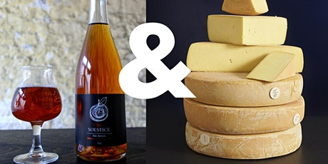 Cider vs Cheese at The Tap Room: October edition tickets