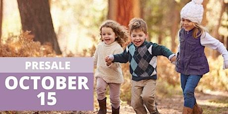 FRIDAY PRESALE Shopping - JBF Pittsburgh North Fall 2021 tickets
