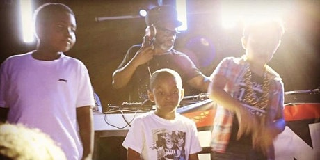 FUN DMC with Jazzie B (Soul II Soul)  - The Daytime Family Block Party tickets