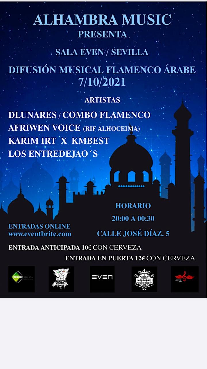 Imagen de Musical Árabe-Andaluz