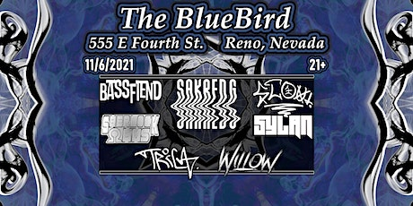 Willow, Trila and Friends @The Bluebird Reno tickets