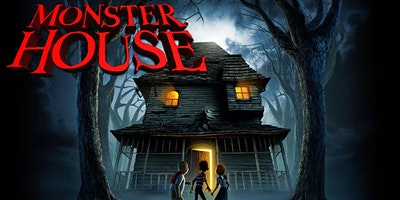 FREE Movie Night   MONSTER HOUSE