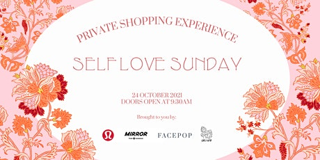 SELF CARE SUNDAY: Private Shopping Experience tickets