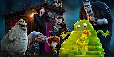 FREE Movie Night   HOTEL TRANSLYVANIA 2