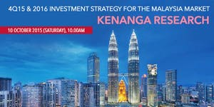 4Q15 & 2016 Investment Strategy of the Malaysia Market