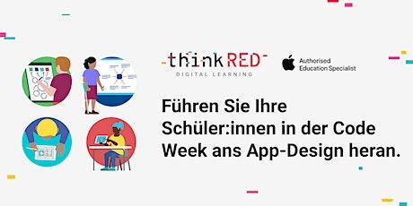Codeweek Workshop mit Sphero Bällen (Bochum) Tickets