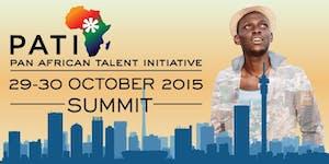 Pan African Talent Initiative (PATI) - Summit 2015