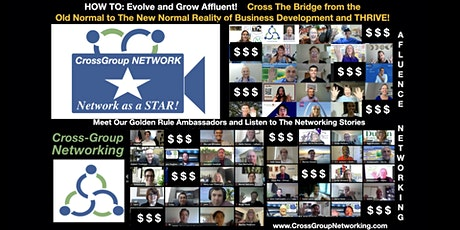 CrossGroup Network tickets