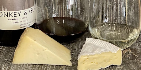 How to Taste Wine and Cheese tickets