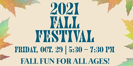 Fall Festival and Trunk-Or-Treat tickets