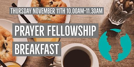 SFJ / Transform Southwark Fellowship Prayer Breakfast tickets