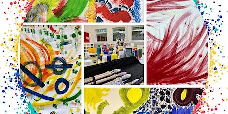 Meditative Painting Workshop tickets