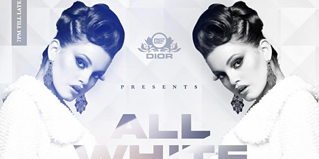 Exclusive all white party tickets