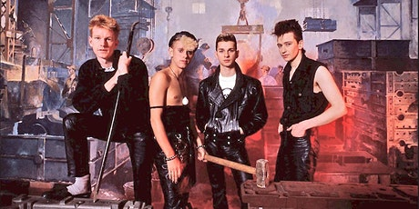 The Dark Eighties - The Cure + Depeche Mode Tribute tickets
