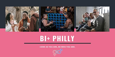 Bi+ Philly October Meet up at Silk City! tickets