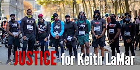 2nd Annual Justice for Keith LaMar Rally & 5K  Solidarity Walk, Run & Bike tickets