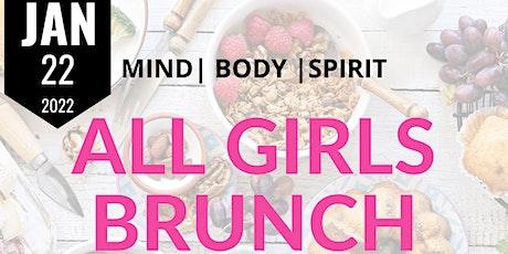 Brunch for Women & Girls - HEALTHY YOU (Mind   Body   Spirit) tickets