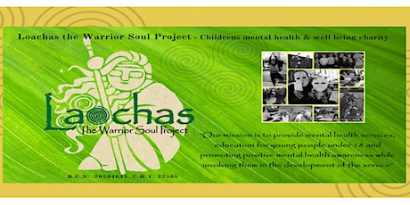 laochas the warrior soul project Halloween camp tickets