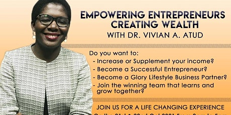 Empowering Entrepreneurs and Creating Wealth tickets