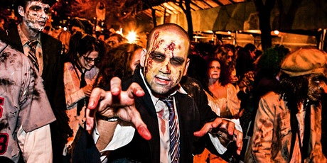 Haswell Green's NYC Halloween party 2021 only $15 tickets
