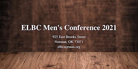 ELBC Men's Conference 2021 tickets