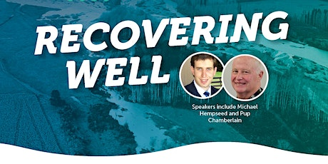 Recovering Well - A flood recovery speaking event tickets