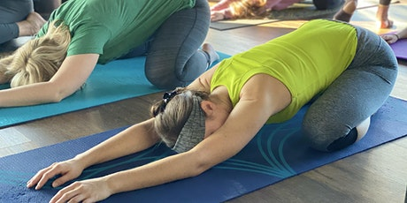 All-Levels Yoga Class - [Bottoms Up! Yoga] tickets