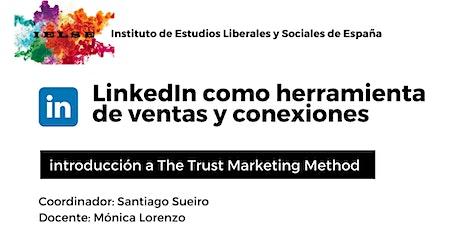 Introducción a The Trust Marketing Method boletos