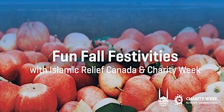 Fun Fall Festivities tickets