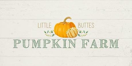 Little Buttes Pumpkin Farm tickets