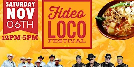 4th Annual Fideo Loco Festival & Cook-Off tickets