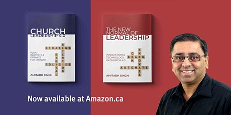 The New Normal of Leadership Book Launch tickets