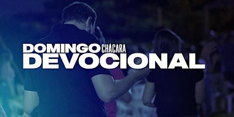 CHÁCARA BETEL - 9H - DOMINGO ingressos