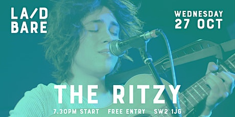 Laid Bare At The Ritzy tickets