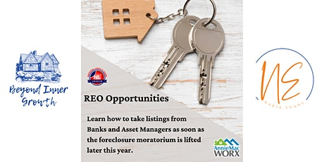 REO OPPORTUNITIES (Real Estate Agent Workshop) tickets