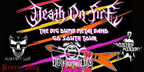 Death on Fire at The Brass Mug  Tampa Bay FL with Special Guests tickets