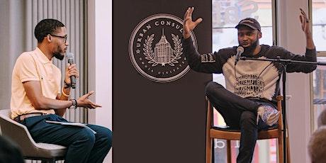Urban Consulate: Building Black Futures tickets