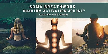 Quantum Activation SOMA Breath Journey tickets