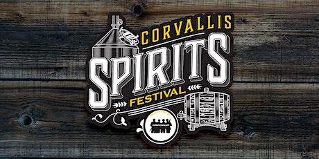 Corvallis Spirits Festival 2021 tickets