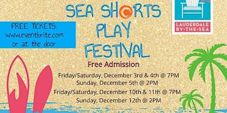 Sea Shorts Play Festival tickets