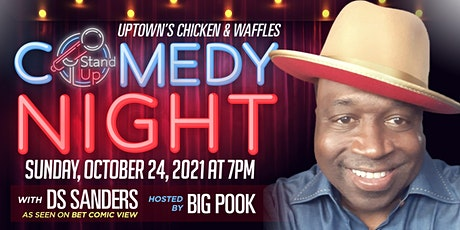 Uptown's Comedy Night with DS SANDERS tickets