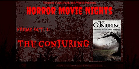 Friday Drive In Horror Movie Nights | The Conjuring tickets